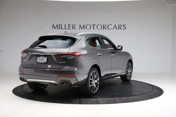 New 2021 Maserati Levante S Q4 GranLusso for sale $105,549 at Maserati of Westport in Westport CT 06880 7