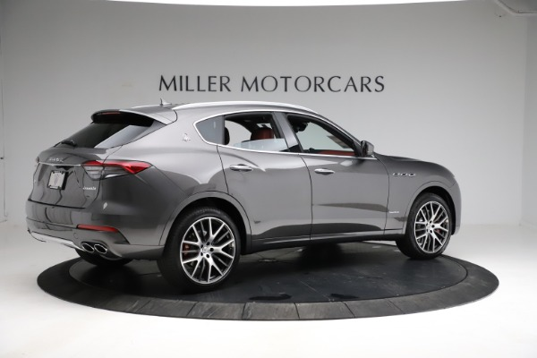 New 2021 Maserati Levante S Q4 GranLusso for sale $105,549 at Maserati of Westport in Westport CT 06880 8