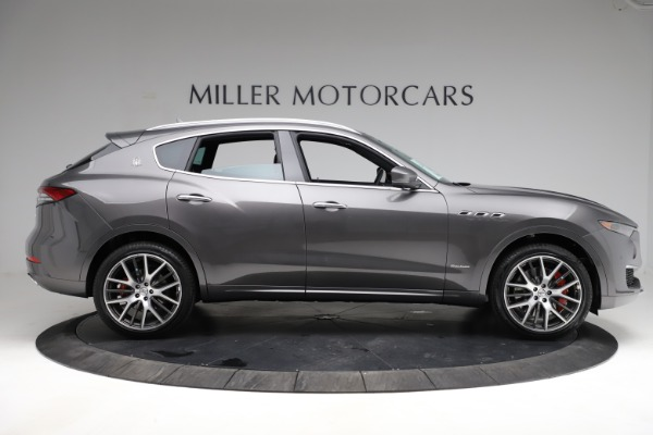 New 2021 Maserati Levante S Q4 GranLusso for sale $105,549 at Maserati of Westport in Westport CT 06880 9
