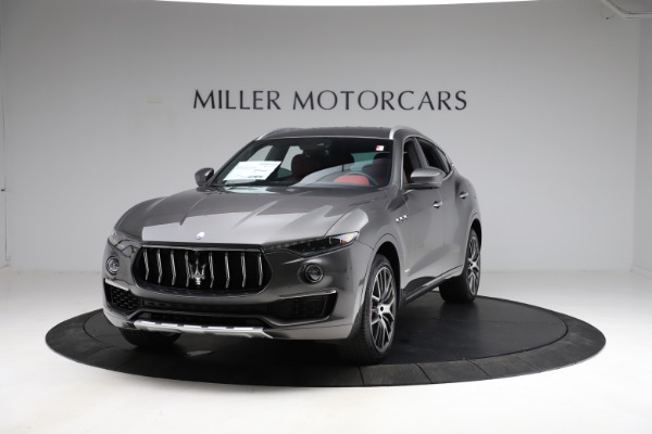 New 2021 Maserati Levante S Q4 GranLusso for sale $105,549 at Maserati of Westport in Westport CT 06880 1