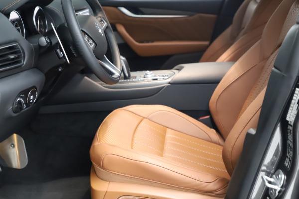 New 2021 Maserati Levante S Q4 GranSport for sale $114,485 at Maserati of Westport in Westport CT 06880 14