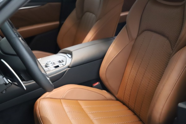 New 2021 Maserati Levante S Q4 GranSport for sale $114,485 at Maserati of Westport in Westport CT 06880 15