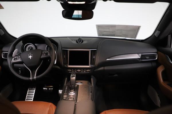 New 2021 Maserati Levante S Q4 GranSport for sale $114,485 at Maserati of Westport in Westport CT 06880 16