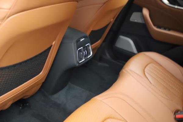 New 2021 Maserati Levante S Q4 GranSport for sale $114,485 at Maserati of Westport in Westport CT 06880 20