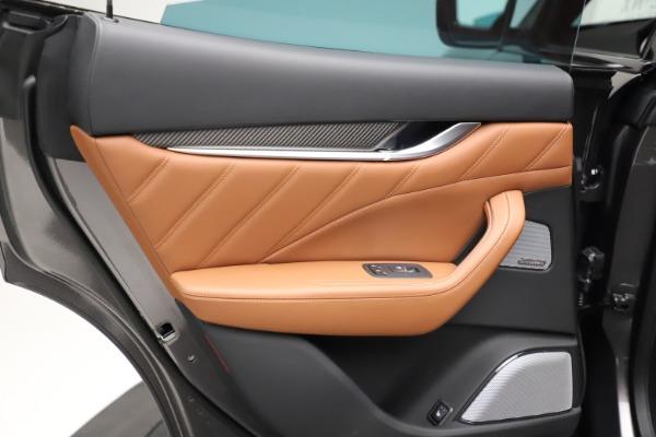 New 2021 Maserati Levante S Q4 GranSport for sale $114,485 at Maserati of Westport in Westport CT 06880 22