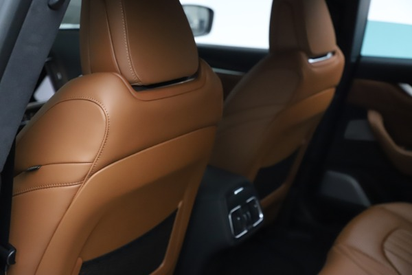 New 2021 Maserati Levante S Q4 GranSport for sale $114,485 at Maserati of Westport in Westport CT 06880 23