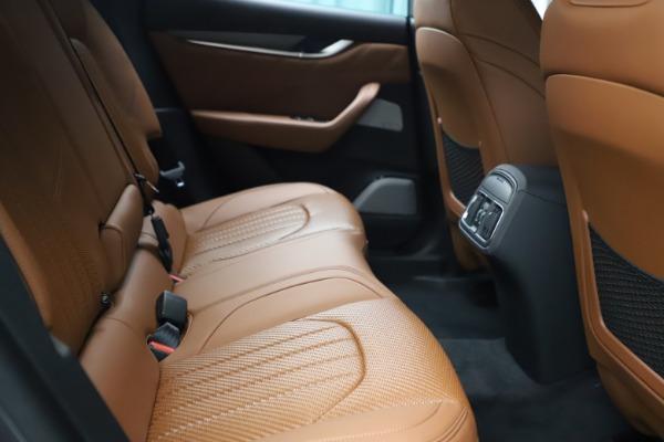 New 2021 Maserati Levante S Q4 GranSport for sale $114,485 at Maserati of Westport in Westport CT 06880 24