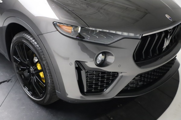 New 2021 Maserati Levante S Q4 GranSport for sale $114,485 at Maserati of Westport in Westport CT 06880 25