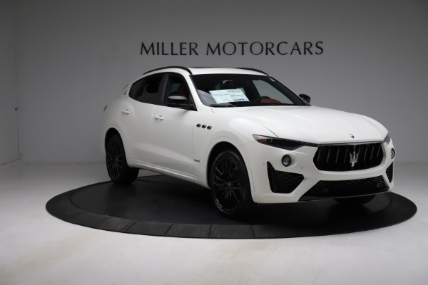 New 2021 Maserati Levante Q4 GranSport for sale $96,235 at Maserati of Westport in Westport CT 06880 10
