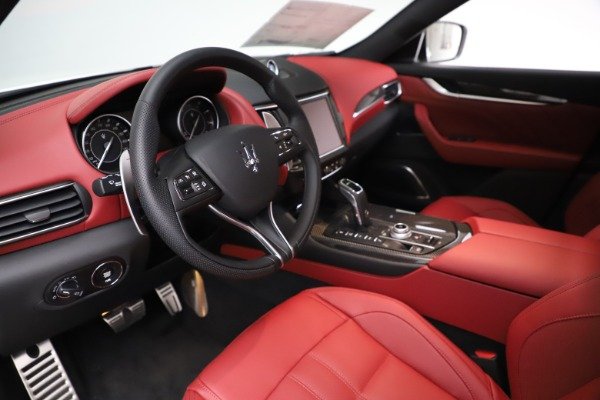 New 2021 Maserati Levante Q4 GranSport for sale $96,235 at Maserati of Westport in Westport CT 06880 12