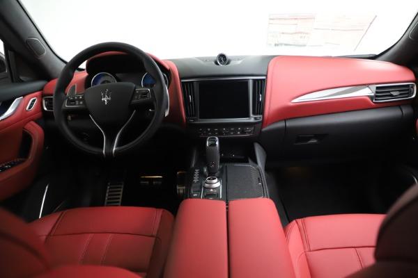 New 2021 Maserati Levante Q4 GranSport for sale $96,235 at Maserati of Westport in Westport CT 06880 15