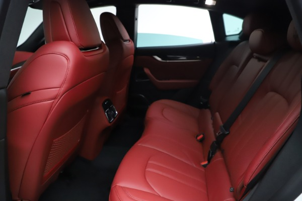 New 2021 Maserati Levante Q4 GranSport for sale $96,235 at Maserati of Westport in Westport CT 06880 18