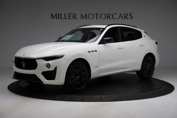 New 2021 Maserati Levante Q4 GranSport for sale $96,235 at Maserati of Westport in Westport CT 06880 2