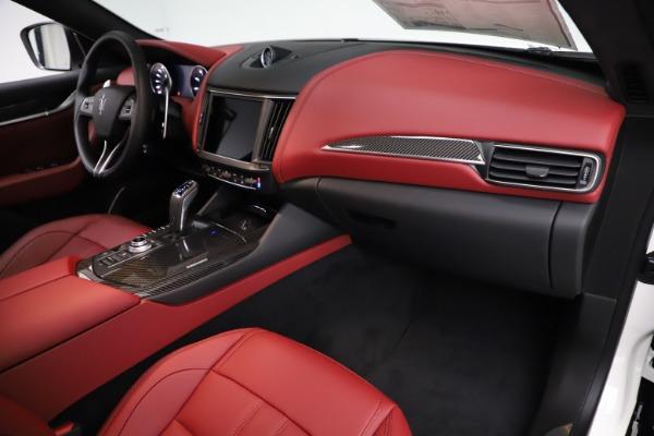 New 2021 Maserati Levante Q4 GranSport for sale $96,235 at Maserati of Westport in Westport CT 06880 20