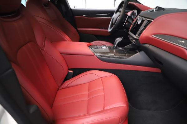 New 2021 Maserati Levante Q4 GranSport for sale $96,235 at Maserati of Westport in Westport CT 06880 21