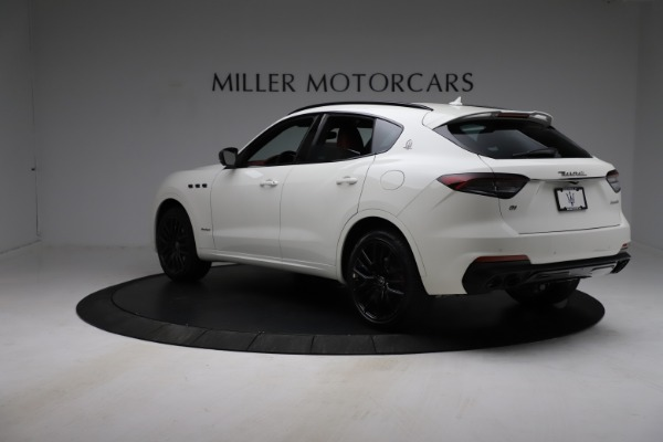 New 2021 Maserati Levante Q4 GranSport for sale $96,235 at Maserati of Westport in Westport CT 06880 4