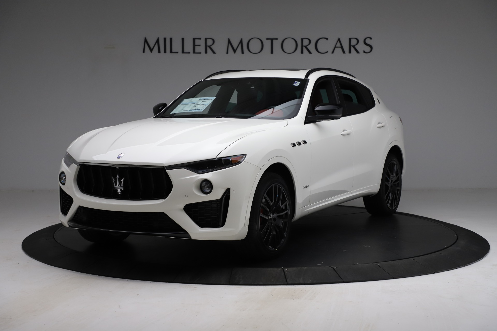 New 2021 Maserati Levante Q4 GranSport for sale $96,235 at Maserati of Westport in Westport CT 06880 1