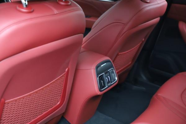New 2021 Maserati Levante Q4 for sale $91,089 at Maserati of Westport in Westport CT 06880 18
