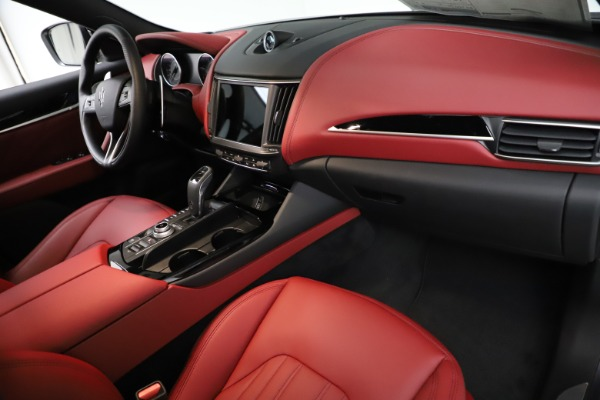 New 2021 Maserati Levante Q4 for sale $91,089 at Maserati of Westport in Westport CT 06880 21