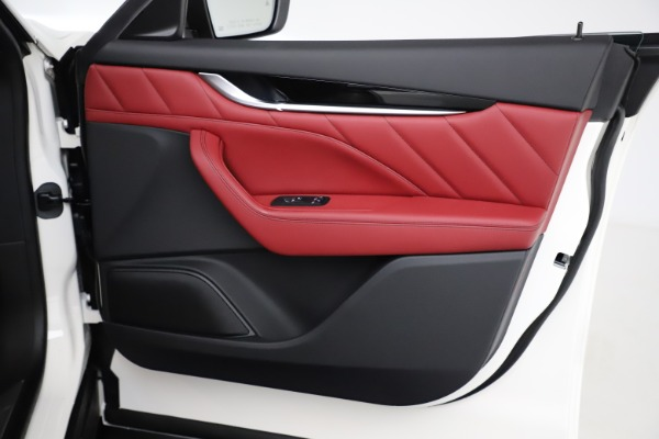 New 2021 Maserati Levante Q4 for sale $91,089 at Maserati of Westport in Westport CT 06880 22