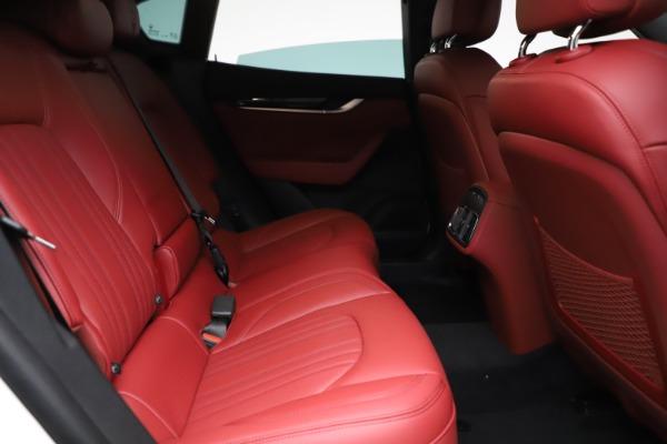 New 2021 Maserati Levante Q4 for sale $91,089 at Maserati of Westport in Westport CT 06880 23