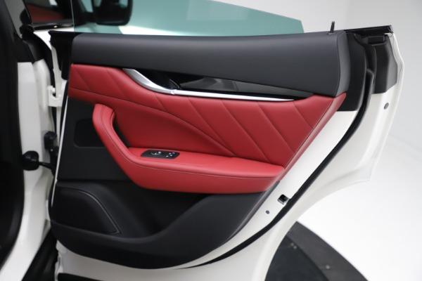 New 2021 Maserati Levante Q4 for sale $91,089 at Maserati of Westport in Westport CT 06880 24