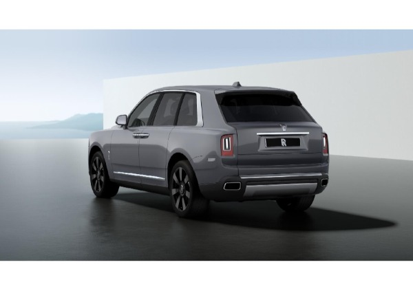 New 2021 Rolls-Royce Cullinan for sale Call for price at Maserati of Westport in Westport CT 06880 3
