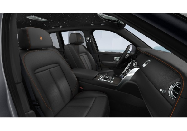 New 2021 Rolls-Royce Cullinan for sale Call for price at Maserati of Westport in Westport CT 06880 5