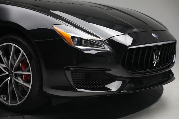 New 2021 Maserati Quattroporte S Q4 for sale $119,589 at Maserati of Westport in Westport CT 06880 13