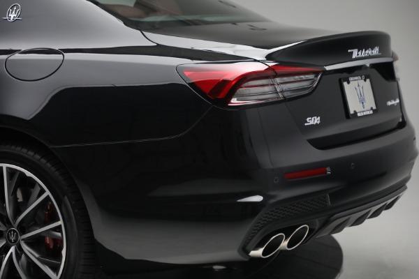 New 2021 Maserati Quattroporte S Q4 for sale $119,589 at Maserati of Westport in Westport CT 06880 14