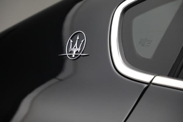 New 2021 Maserati Quattroporte S Q4 for sale $119,589 at Maserati of Westport in Westport CT 06880 15
