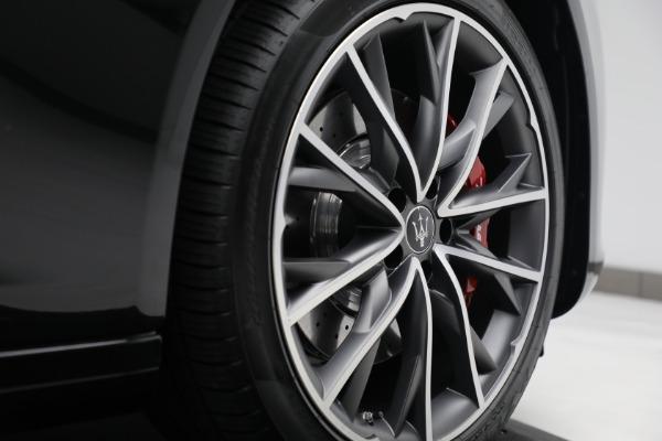New 2021 Maserati Quattroporte S Q4 for sale $119,589 at Maserati of Westport in Westport CT 06880 16