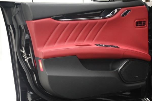 New 2021 Maserati Quattroporte S Q4 for sale $119,589 at Maserati of Westport in Westport CT 06880 17