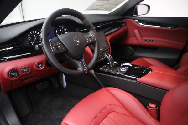New 2021 Maserati Quattroporte S Q4 for sale $119,589 at Maserati of Westport in Westport CT 06880 18