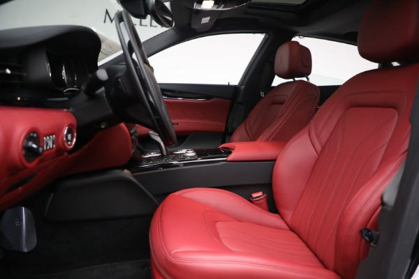 New 2021 Maserati Quattroporte S Q4 for sale $119,589 at Maserati of Westport in Westport CT 06880 19