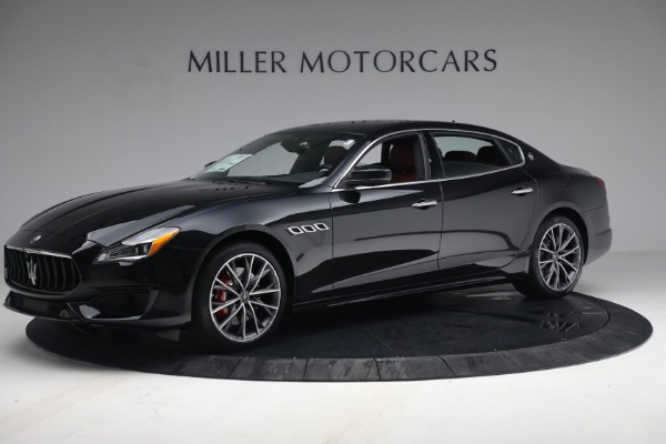 New 2021 Maserati Quattroporte S Q4 for sale $119,589 at Maserati of Westport in Westport CT 06880 2