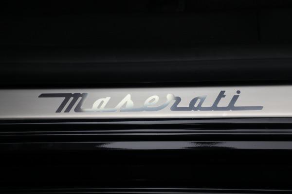 New 2021 Maserati Quattroporte S Q4 for sale $119,589 at Maserati of Westport in Westport CT 06880 22