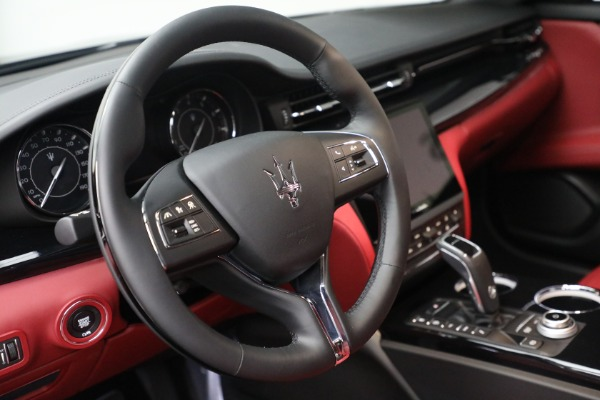 New 2021 Maserati Quattroporte S Q4 for sale $119,589 at Maserati of Westport in Westport CT 06880 23
