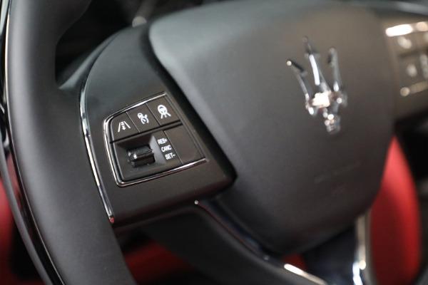 New 2021 Maserati Quattroporte S Q4 for sale $119,589 at Maserati of Westport in Westport CT 06880 24