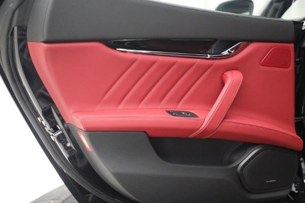 New 2021 Maserati Quattroporte S Q4 for sale $119,589 at Maserati of Westport in Westport CT 06880 26