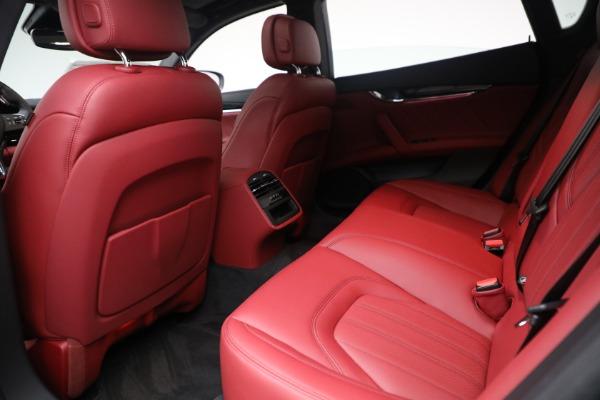 New 2021 Maserati Quattroporte S Q4 for sale $119,589 at Maserati of Westport in Westport CT 06880 27