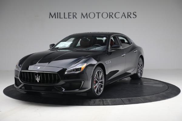 New 2021 Maserati Quattroporte S Q4 for sale $119,589 at Maserati of Westport in Westport CT 06880 1