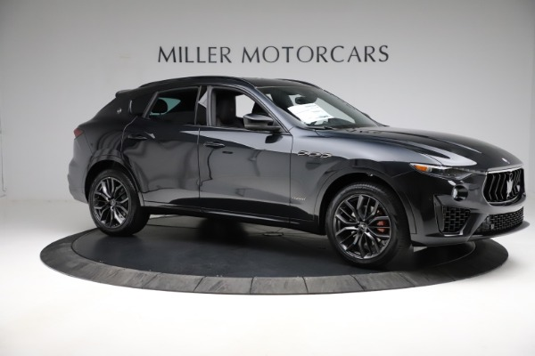 New 2021 Maserati Levante Q4 GranSport for sale $92,735 at Maserati of Westport in Westport CT 06880 12