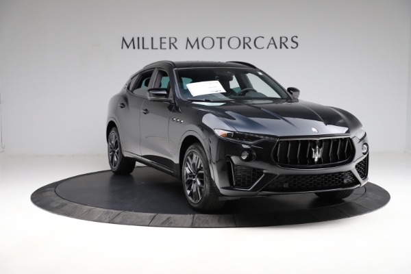 New 2021 Maserati Levante Q4 GranSport for sale $92,735 at Maserati of Westport in Westport CT 06880 13
