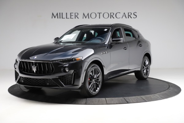 New 2021 Maserati Levante Q4 GranSport for sale $92,735 at Maserati of Westport in Westport CT 06880 2