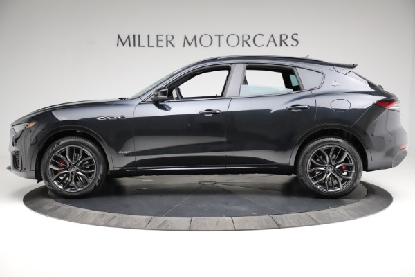 New 2021 Maserati Levante Q4 GranSport for sale $92,735 at Maserati of Westport in Westport CT 06880 3