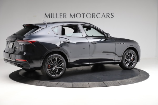 New 2021 Maserati Levante Q4 GranSport for sale $92,735 at Maserati of Westport in Westport CT 06880 8