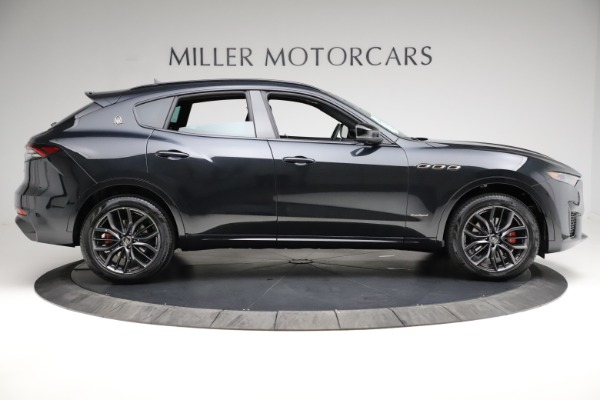 New 2021 Maserati Levante Q4 GranSport for sale $92,735 at Maserati of Westport in Westport CT 06880 9