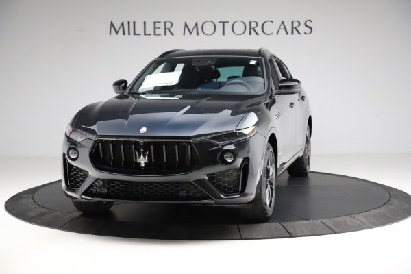 New 2021 Maserati Levante Q4 GranSport for sale $92,735 at Maserati of Westport in Westport CT 06880 1