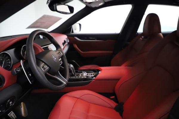 New 2021 Maserati Levante Q4 GranSport for sale $93,685 at Maserati of Westport in Westport CT 06880 14